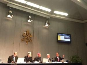 pope twitter press conference