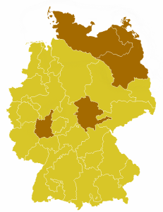 vacant sees in Germany