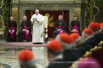pope francis curia christmas address